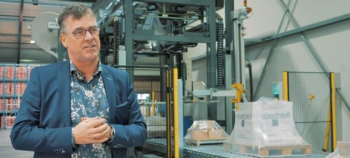 Logistieke innovaties bij Julius van der Werf
