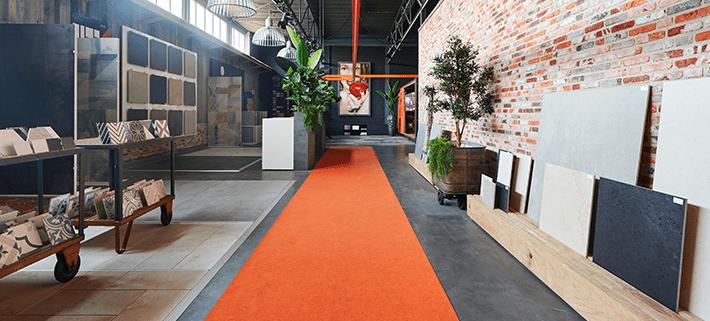 Julius van der Werf showrooms